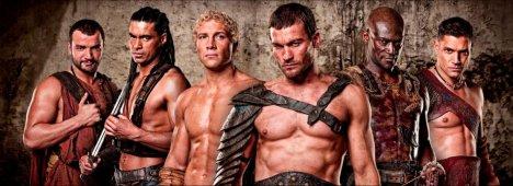 Spartacus, Sangue e Sabbia: su SKY Uno sesso e sangue nell'antica Roma
